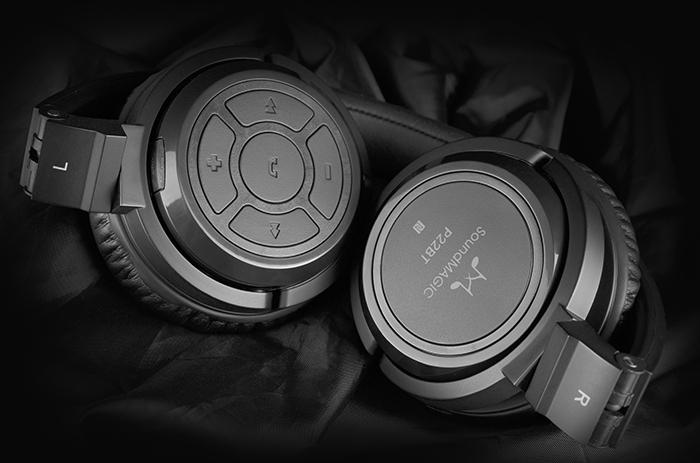 SoundMAGIC P22BT Bluetooth Headphone Review