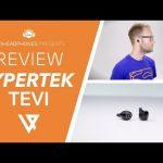 Lypertek Tevi True Wireless Earphones Review & Video