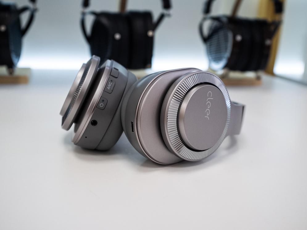 Cleer Flow II Wireless Active Noise Cancelling Headphones