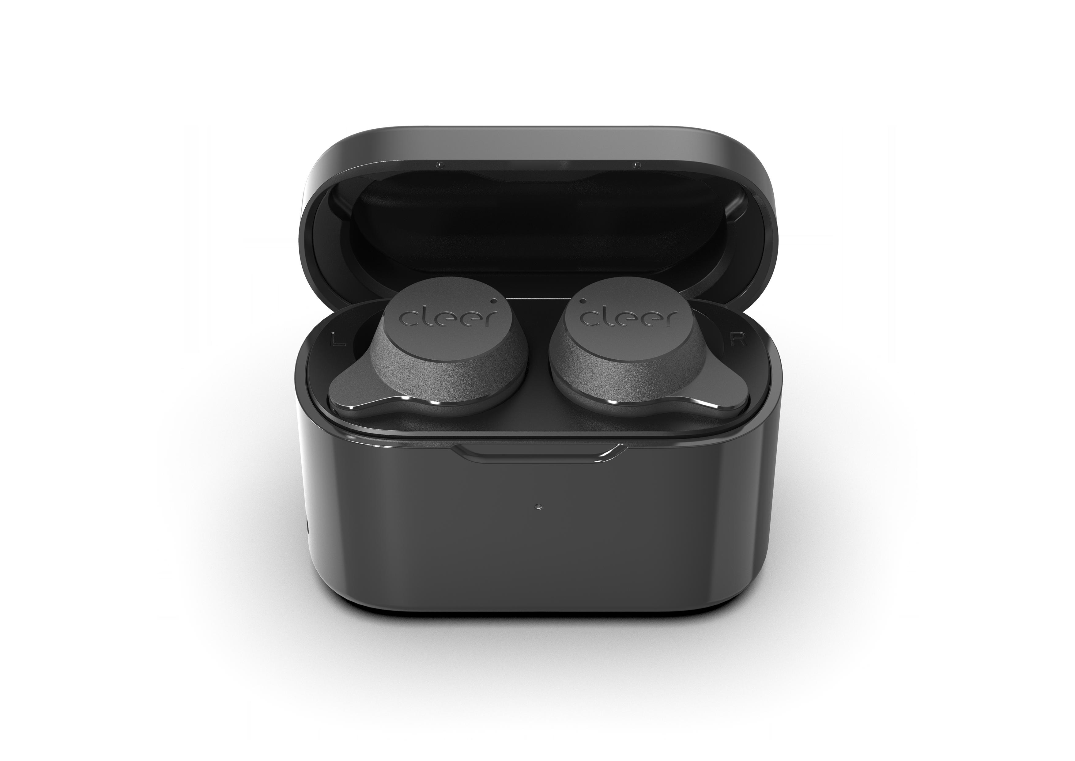 cleer roam nc true wireless earphones