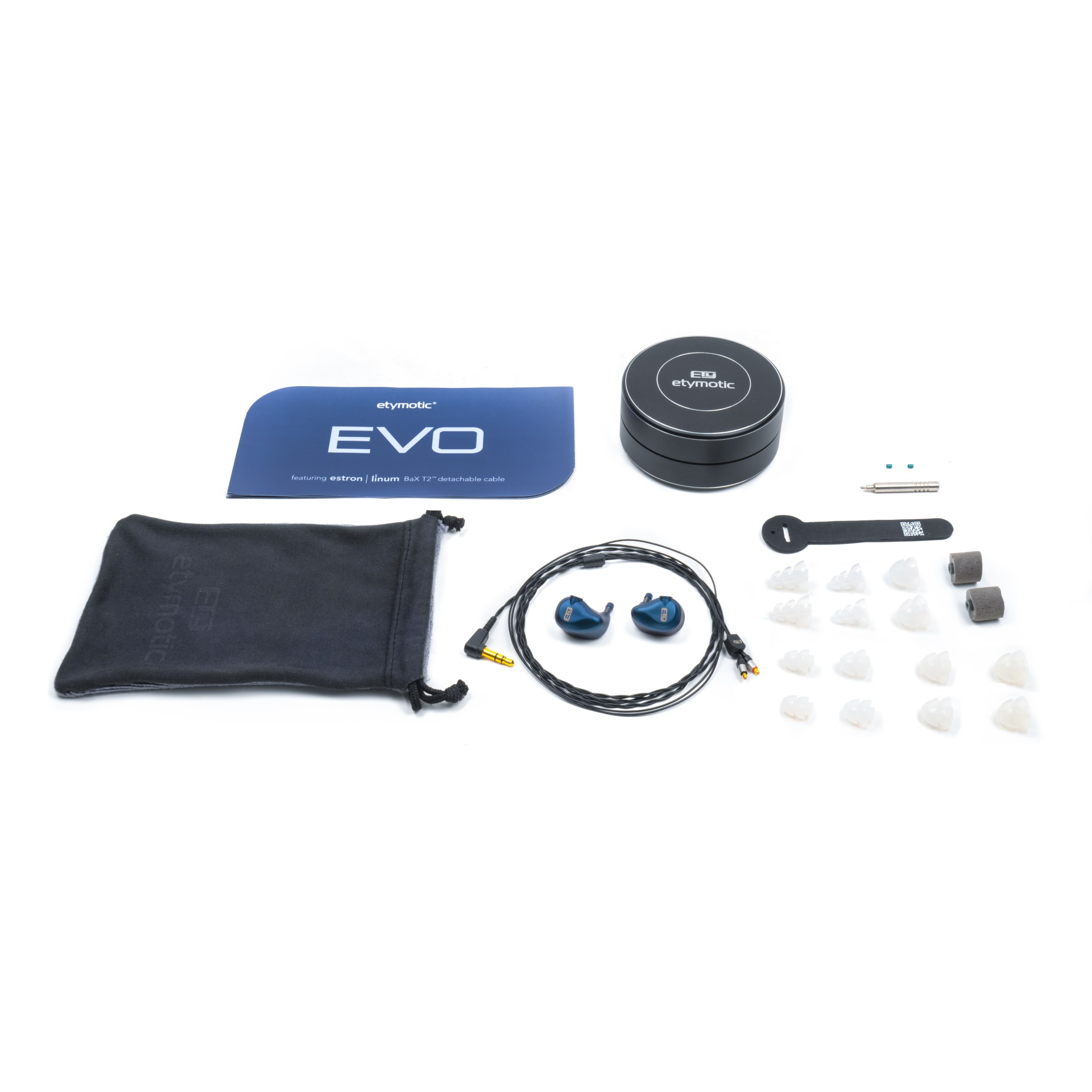 """Etymotic Evo """"What's in the Box"""""""
